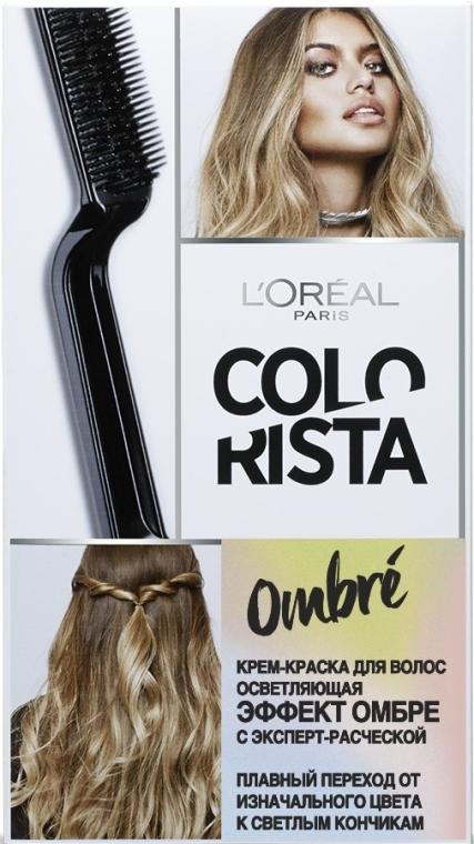 Краска для волос осветляющая - L'Oreal Paris Colorista Effect Ombre