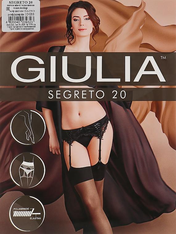 """Чулки """"Segreto """" 20 Den, diano - Giulia"""