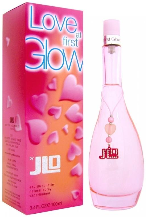 Jennifer Lopez Love at First Glow - Туалетная вода
