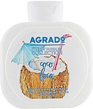 "Духи, Парфюмерия, косметика Гель для душа ""Коко-локо"" - Agrado Trendy Bubbles Collection Coco-Loco Shower Gel"