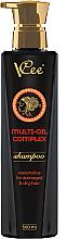 Духи, Парфюмерия, косметика Шампунь для волос с комплексом из 6 драгоценных масел - VCee Shampoo Multi-Oil Complex