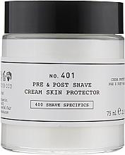 Духи, Парфюмерия, косметика Защитный крем до и после бритья - Depot Shave Specifics 401 Pre & Post Cream Skin Protector