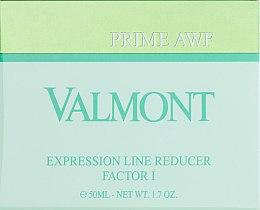 Духи, Парфюмерия, косметика Восстанавливающий крем для лица - Valmont Prime AWF Expression Line Reducer Factor 1