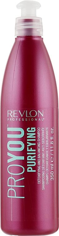 Шампунь для волос очищающий - Revlon Professional Pro You Purifying Shampoo