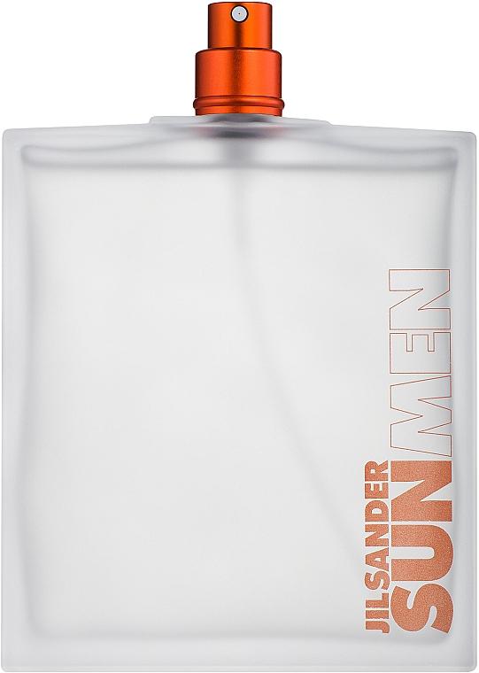 Jil Sander Sun men - Туалетная вода (тестер без крышечки)