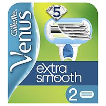 Парфумерія, косметика Змінні касети для гоління, 2 шт. - Gillette Venus Embrace