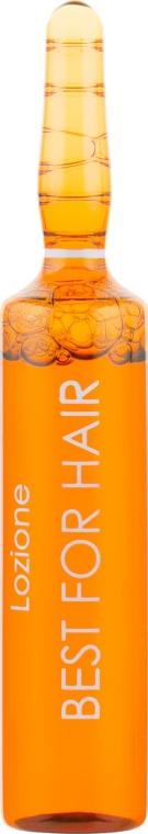 Лосьйон для волосся - Cosmofarma JoniLine Classic Best For Hair Lotion With Vegetal Placenta Extracts — фото N2