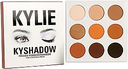 Духи, Парфюмерия, косметика Палетка теней для век - Kylie Cosmetics Kyshadow The Bronze Palette
