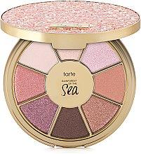 Палетка теней для век - Tarte Cosmetics Rainforest Of The Sea Sizzle Eyeshadow Palette — фото N1
