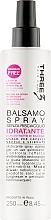 Духи, Парфюмерия, косметика Увлажняющий бальзам-спрей для волос - Faipa Roma Three Hair Care Idratante Spray