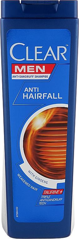 Шампунь против перхоти для ослабленных волос и кожи головы - Clear Vita Abe