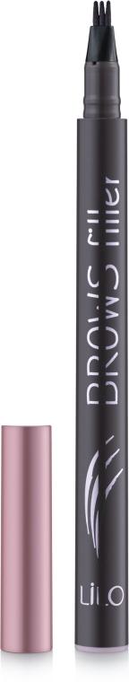 Лайнер для бровей - LiLo Brows Filler