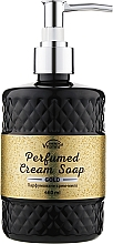 Духи, Парфюмерия, косметика Парфюмированное крем-мыло - Energy of Vitamins Perfumed Gold