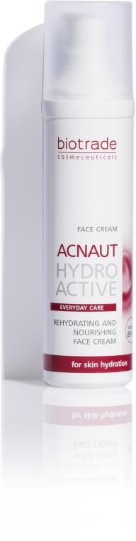 """Увлажняющий крем с успокаивающим эффектом """"Гидро Актив"""" - Biotrade Acne Out Hydro Active Cream"""