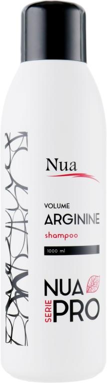 "Шампунь ""Объем с аргинином"" - Nua Pro Volume With Arginine Shampoo"