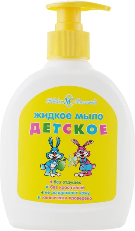 Детское мыло жидкое - Невская Косметика