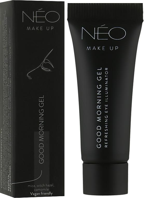 Гель для зоны вокруг глаз, сияющий - NEO Make up