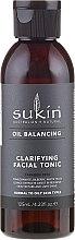 Духи, Парфюмерия, косметика Очищающий тоник для лица - Sukin Oil Balancing Clarifying Facial Tonic