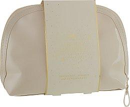 Духи, Парфюмерия, косметика Набор - Grace Cole The Luxury Bathing Bergamot Ginger & Lemongrass (cr/100ml+sh/gel/100ml+sponge + bag)
