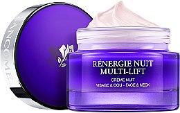 Духи, Парфюмерия, косметика Ночной подтягивающий крем против морщин - Lancome Renergie Multi-Lift Night Cream