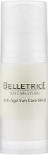 Духи, Парфюмерия, косметика Антивозрастной крем с солнцезащитным фильтром для лица - Belletrice Sun Care System Anti-Age Sun Care SPF30