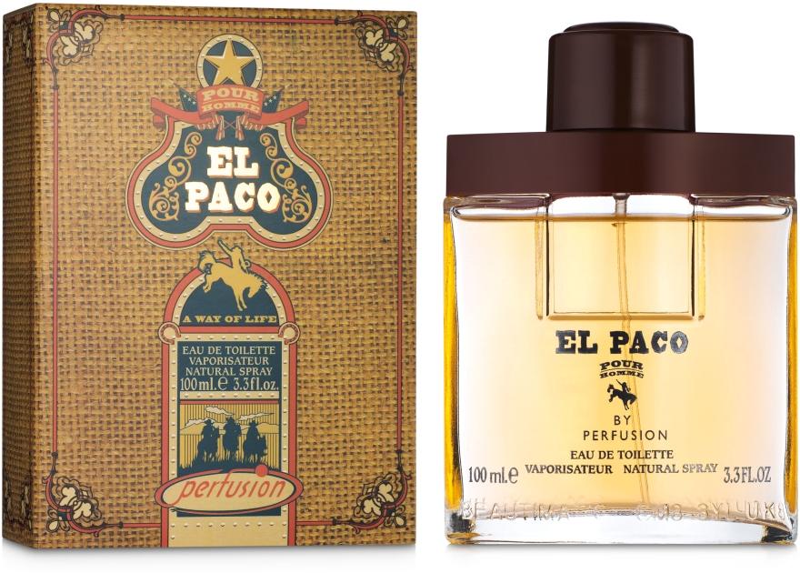 Beautimatic El Paco - Туалетна вода — фото N2