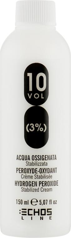 Крем-окислитель - Echosline Hydrogen Peroxide Stabilized Cream 10 vol (3%)