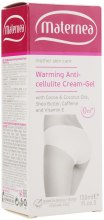 Разогревающий антицеллюлитный крем - Maternea Warming Anti-cellulite Cream-Gel — фото N3