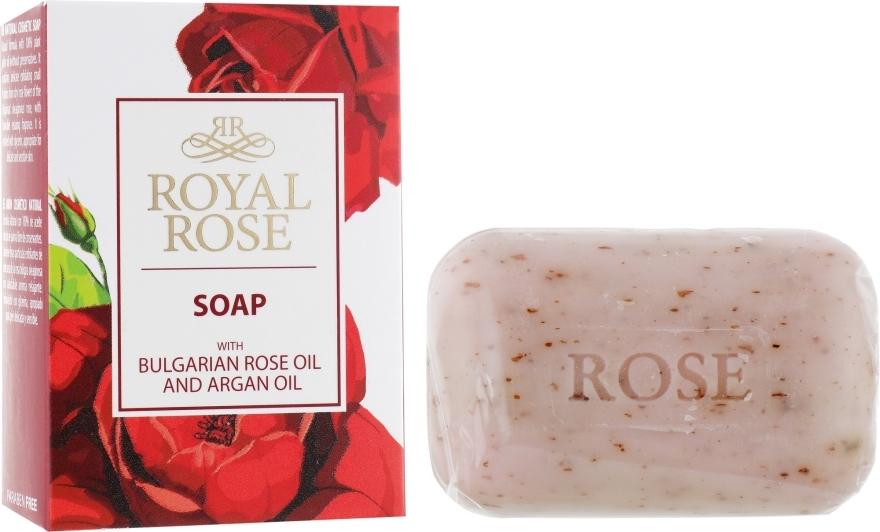 Натуральное косметическое мыло - BioFresh Royal Rose Soap