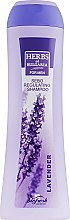 "Духи, Парфюмерия, косметика Шампунь мужской для жирных волос ""Лаванда"" - BioFresh Herbs of Bulgaria For Men Sebo Regulating Shampoo Lavender"