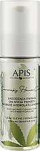 Парфумерія, косметика Заспокійлива очищувальна піна для обличчя на основі гідролату конопель - APIS Professional Cannabis Home Care Soothing Face Cleaning Foam