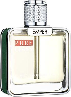 Emper Pure Class - Туалетная вода (тестер с крышечкой) — фото N1