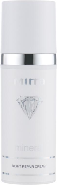 Ночной восстанавливающий крем - Mirra Mineral
