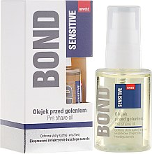 Духи, Парфюмерия, косметика Масло перед бритьем - Bond Sensitive Pre Shave Oil