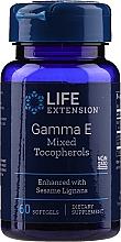 """Духи, Парфюмерия, косметика Пищевая добавка """"Гамма E"""" - Life Extension Gamma E Mixed Tocopherols"""