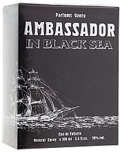 Духи, Парфюмерия, косметика Parfums Genty Ambassador In Black Sea - Туалетная вода (тестер без крышечки)