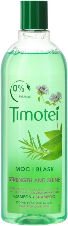 "Шампунь ""Сияние свежести"" - Timotei"