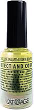 Духи, Парфюмерия, косметика Средство для защиты кожи вокруг ногтя - Latuage Cosmetic Protect And Correct