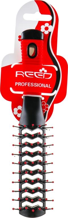 Расческа для волос, 7117, красная - Reed