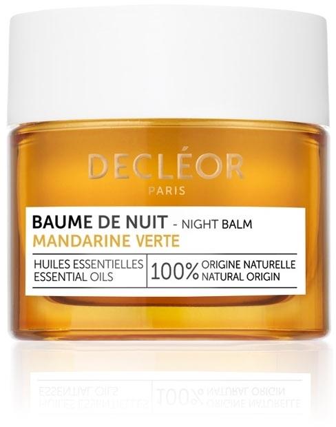 Ночной бальзам антиоксидант против признаков усталости кожи лица - Decleor Aromessence Green Mandarin Night Balm