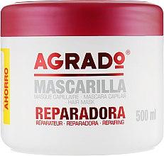 Духи, Парфюмерия, косметика Восстанавливающая маска для волос - Agrado Repairing Hair Mask