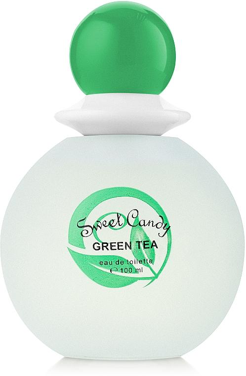 Jean Marc Sweet Candy Green Tea - Туалетная вода