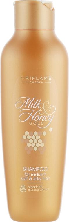 """Шампунь """"Молоко и мед – Золотая серия"""" - Oriflame Milk Honey Gold Shampoo"""