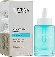 Духи, Парфюмерия, косметика Увлажняющий энергетический эликсир - Juvena Skin Energy Aqua Recharge Essence