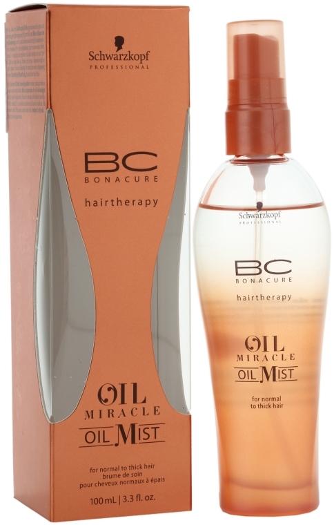 Маска-масло для нормальных и жестких волос - Schwarzkopf Professional ВС Bonacure Oil Miracle Finishing Treatment