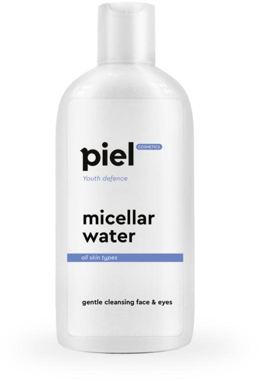 Мицеллярная вода для снятия макияжа - Piel Cosmetics Youth Defense Face and Eye Makeup Remover