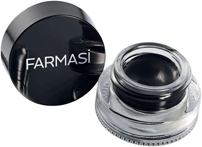 Гелевая подводка для глаз - Farmasi Kajal Gel Eyeliner