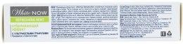 Зубная паста с ультрабелыми гранулами - LG Household & Health Perioe White Now Refreshing Mint — фото N4