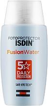 Духи, Парфюмерия, косметика Солнцезащитное средство для лица SPF 50+ - Isdin Fotoprotector Fusion Water SPF 50+
