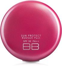 Компактная солнцезащитная BB-пудра - Skin79 Sun Protect Beblesh Pact SPF30 PA++ — фото N2